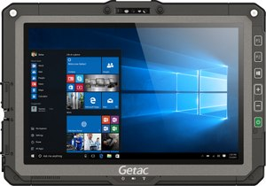 The UX10 is part of the Getac Selectprogram. (Courtesy photo)