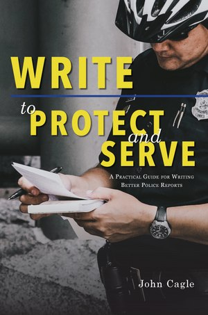 An entire chapter is dedicated to audio and visual writing exercises and examples from real cases, so that officers can write the most accurate report possible.