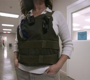Today's stab-resistant vests are as soft and manageable as the newest bullet-resistant vests.