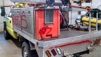 Vandals break into NY firehouse, damage equipment