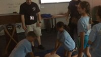 11-year-old saves drowning friend with CPR, teaches classmates