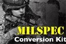 SecureIt Tactical Gun Safe Conversion: MILSPEC Kit