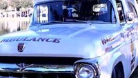 A look at a 1957 custom ambulance