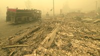 A plea for help as wildfires rage across the West