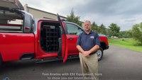 Mission-Built Features of an ESI Equipment Rapid Response Unit: QRS/Light Rescue