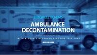 Ambulance Decontamination