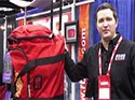 R&B Fabrications Roller Gear Bag at FDIC 2014