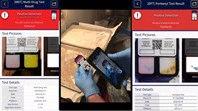 MobileDetect - Smartphone Drug Detection App