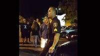 Ill. officer talks to kids about loitering
