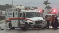 Fla. emergency responders have high rate of distracted-driving crashes