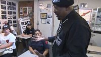 EMT training harbors hope for violent N.Y. neighborhood