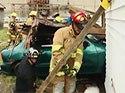 2014 Crash Course Pit 5-Vehicle Into Structure