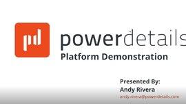 PowerDetails Demonstration