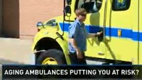 Duct tape mended ambulance fleet under investigation