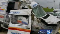Iowa ambulance crash sparks concerns over 72-hour shifts