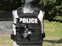 Body Armor - Bullet Proof Vest Demo