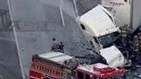 Surveillance video of deadly Calif. ambulance crash released