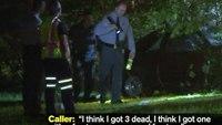 4 killed in NC drag-racing crash
