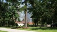 Houston firefighter dies battling house fire