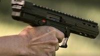 KelTec CP33 competition pistol