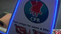 AEMT builds a hands-only CPR kiosk