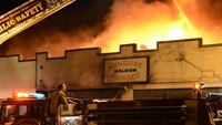2 Mich. firefighters hurt in roof collapse