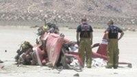 Plane crash kills L.A. firefighter-medic, injures child