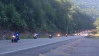 Motorcylce ride, dinner honors Pa. medic who died on duty