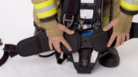 Dräger SCBA Donning Over-the-Head Method