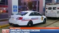 Police regularly parking in ambulance spots at Ohio hospital
