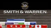 Smith & Warren enamel commendation bars