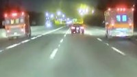 Video released of ambulance speeding because EMT 'had to use restroom'