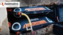 Innovation Zone - Holmatro Lifting Bags