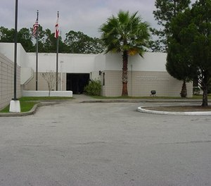 The detention center is a 60-bed state facility that serves youth detained by various circuit courts pending adjudication, disposition or placement in a commitment facility. (Photo/Florida Department of Juvenile Justice)