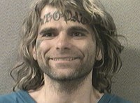 Inmate with 'who dat' forehead tattoo attacks deputies' groins