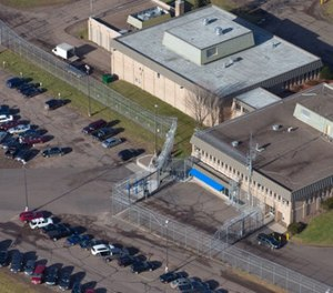 This Dec. 10, 2015 aerial file photo, shows Lincoln Hills juvenile prison in Irma, Wis.
