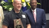 Ala. officer named state parole officer of the year